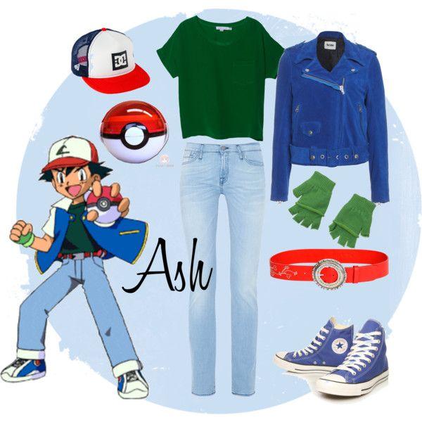 Ash from Pokemon