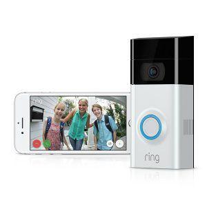 Amazon Buys Ring Video Doorbell Maker for 1 Billion Dollars