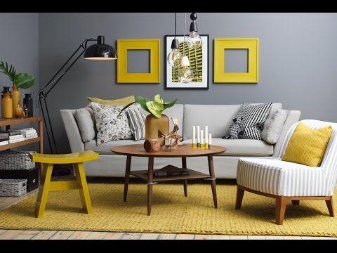 Como fazer a decoração da casa com as cores cinza e branco