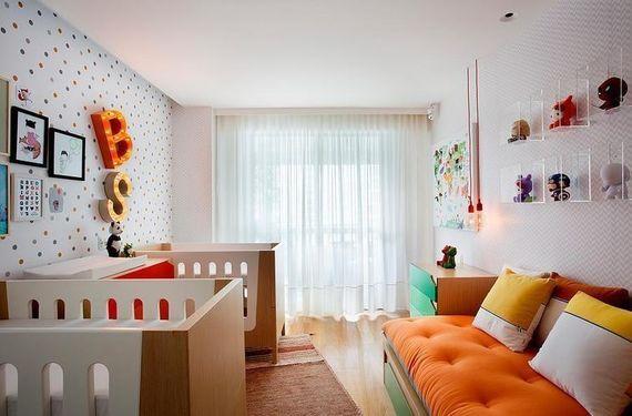 Letras para quarto de bebê dão um up na decoração