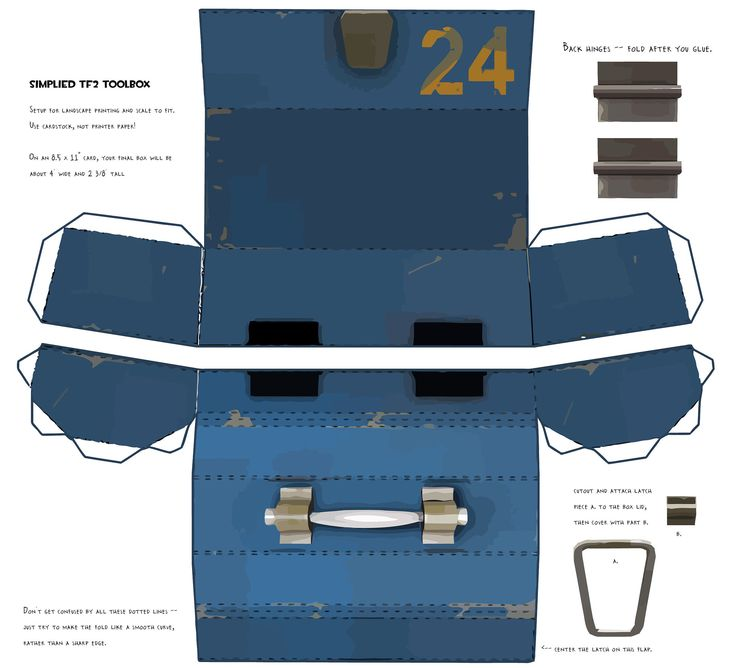 This is a VERY simple papercraft for folks new to the hobby or with very little time. I rate this as an EASY model. I will be upgrading it later in the month for intermediate users -- adding a 3D h...