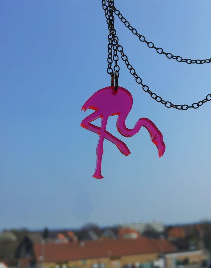 Pink flammengo
