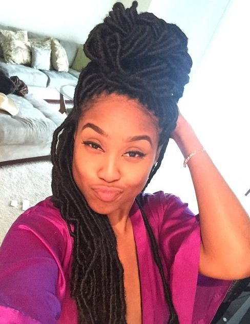 of hair styles 224 best images about faux locs on 9121