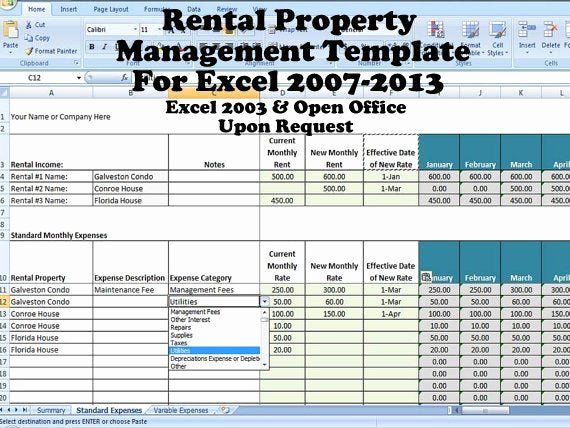 30 Property Management Forms Templates In 2020 Rental Property