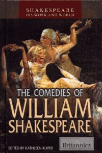 The Comedies of William Shakespeare - In Shakespeares time, the term comedy did not necessarily denote something funny or amusing. Rather, through such plays such as A Midsummer Nights Dream and The Merchant of Venice, the playwright examines other defining characteristics of comedic dramathe social interactions of common folks and a focus on the contradictions inherent in everyday life. Readers explore the major themes of Shakespearean comedies, which have enchanted readers and…