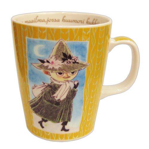 Moomin-Valley-Mug-Cup-Snufkin-MM573-35-made-in-Japan
