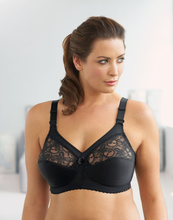 16 best images about Glamorise Full-Figure & Plus-Size Bras on ...