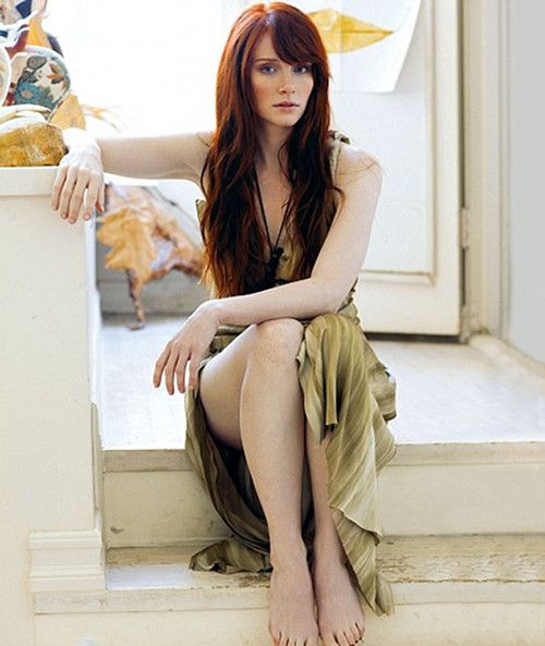 Bryce Dallas Howard on Pinterest   Dallas, Red Hair and Hair