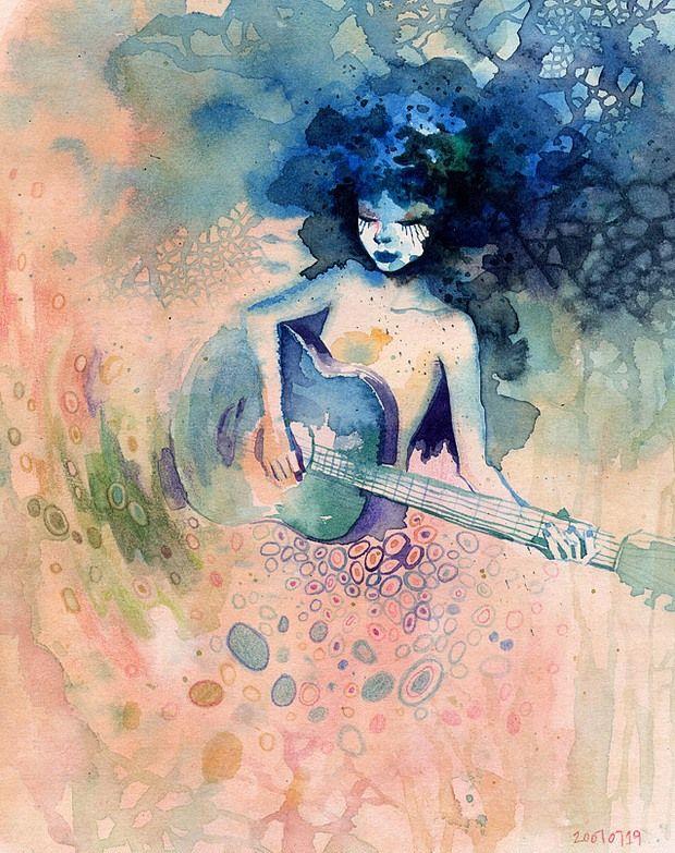 Amazing Illustrations by So-mi Lee