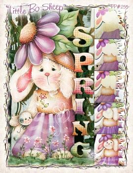 Spring Bunny Pattern~Between the Vines