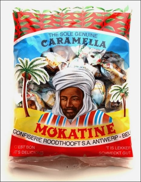 """MOKATINE Officially that is. But everybody calls them """"arabierkes"""". Traditional accompaniment to a """"jatte"""" coffee"""