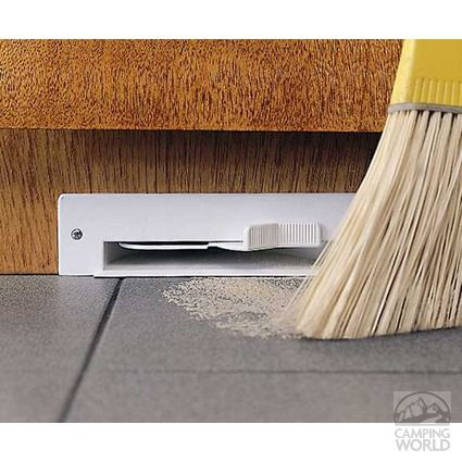 Dirt Devil VacPan Auto Dust Pan - White...this is a must for any house/kitchen!