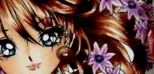 Copic Tutorial – Brown Hair    Alyce from Make It Crafty