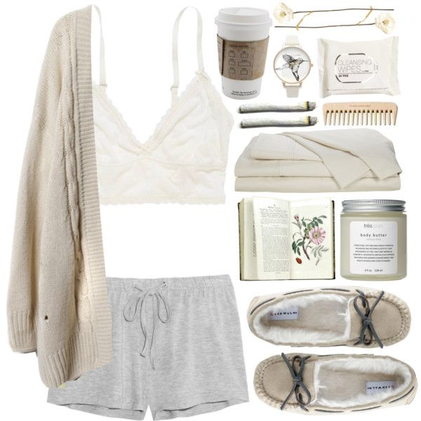Stream by vv0lf on Polyvore featuring Elle Macpherson Intimates, American Eagle Outfitters, Olivia Burton, H&M and Shabby Chic