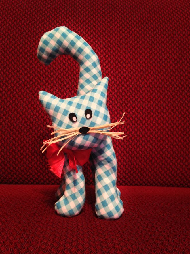 Kittycat - Gatti Di Stoffa #pets #kids #craft