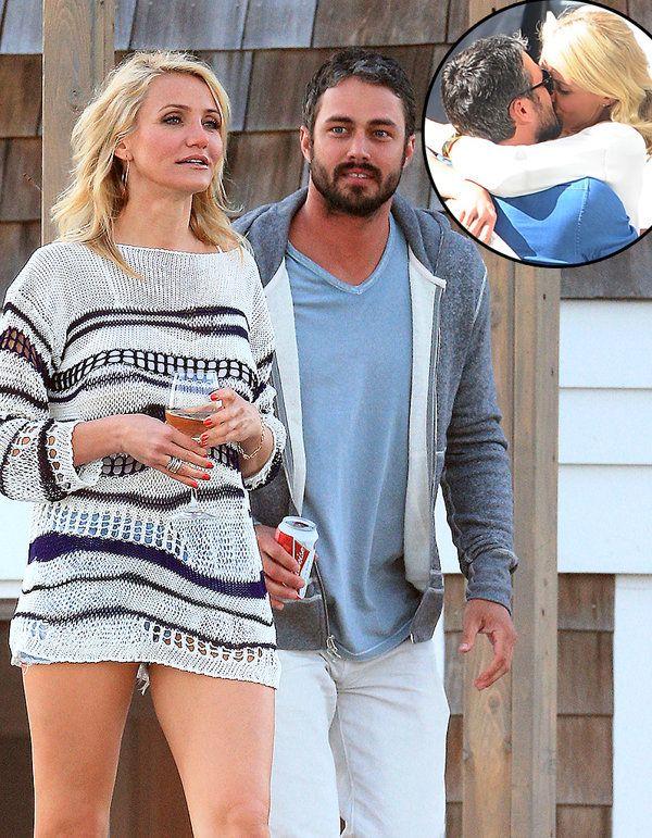 Cameron Diaz and Taylor Kinney (aka Lady Gaga's boyfriend) for