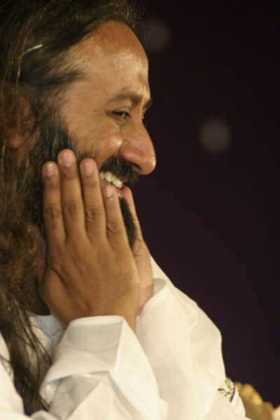 """You are joy, You are peace, You are love"" - Sri Sri :) www.srisrimiracles.com"