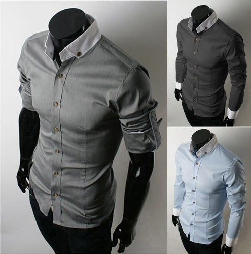 Men Fashion | Shirts Men's Dress Shirts