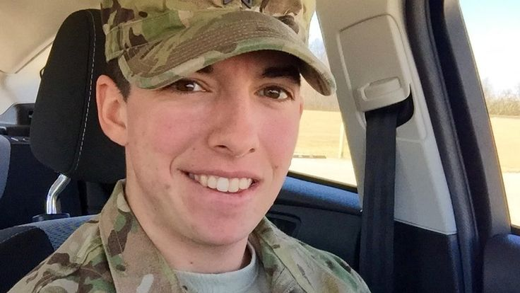 An active duty soldier was preparing for a promotion ceremony, but now his plans are in chaos.