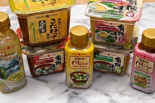 Hikari Miso | Easy Japanese Recipes at JustOneCookbook.com
