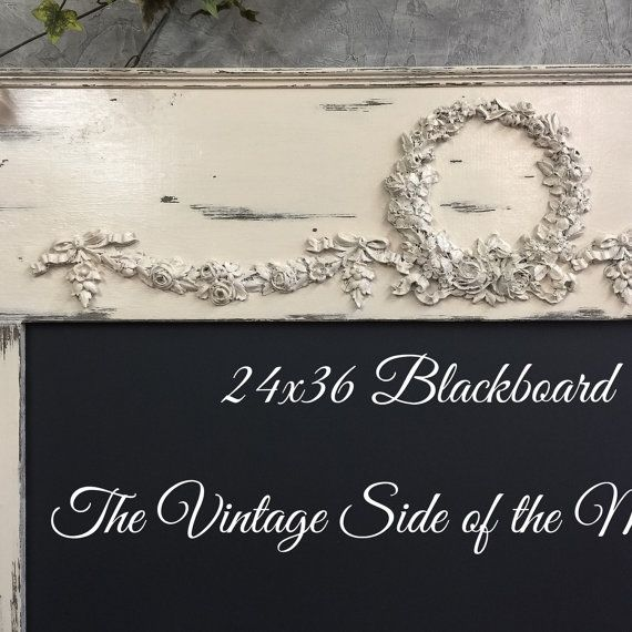 24x36  Picture Frame Wedding Picture Frame by VintageSideoftheMoon