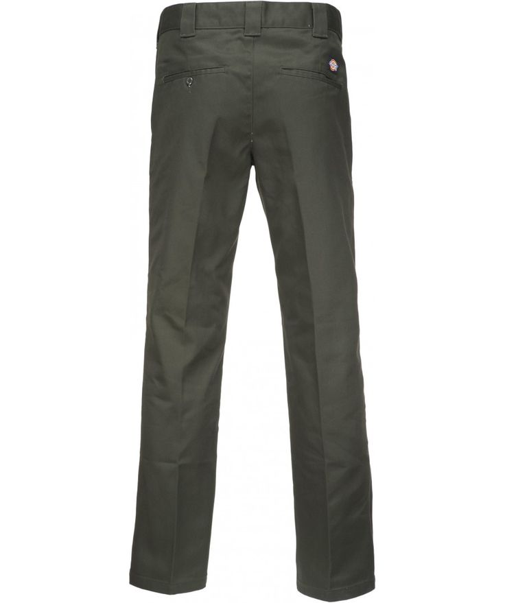 Dickies Slim Straight Work Pant (Maple Washed) - Front
