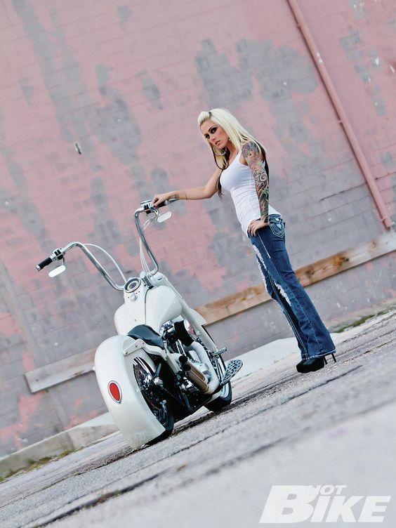 2005 Harley-Davidson Softail Deluxe   Softail Sex Appeal   Hot Bike #harleydavidsoncustommotorcycles