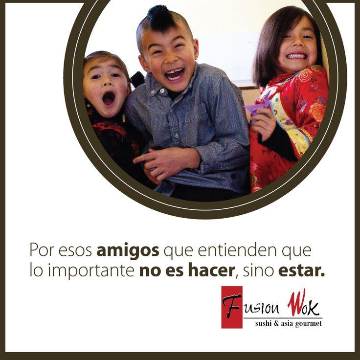 Frases - Fusion Wok ¡Feliz día! #felicidad #happy #fusionwok #calico #cali #colombia #frases #life #love #felizdia #diafeliz #dia #day #bogota #happyday #heart #sonreir #pensamientospositivos