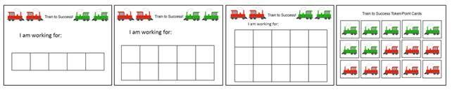 Positively Autism ~ Free Teaching Materials ~ Behavior _Token Point/Token System