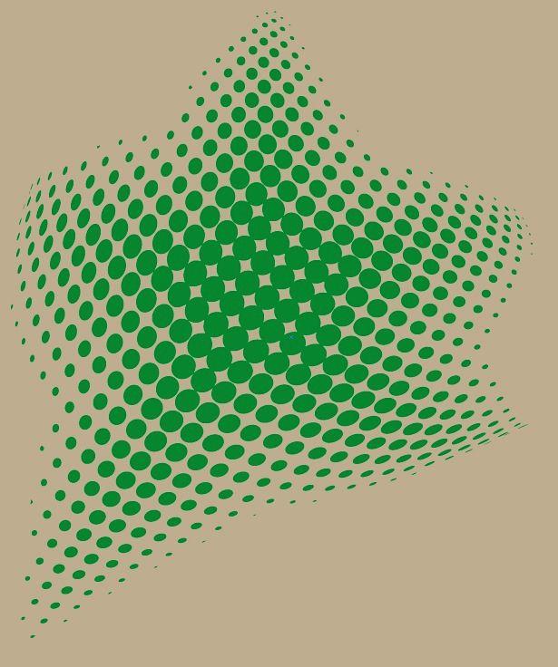 Как делать такие красивые абстрактные рисунки? пример прилагается