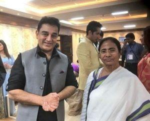 Ulaganayagan MEETS Chief Minister Mamata Banerjee in Kolkata