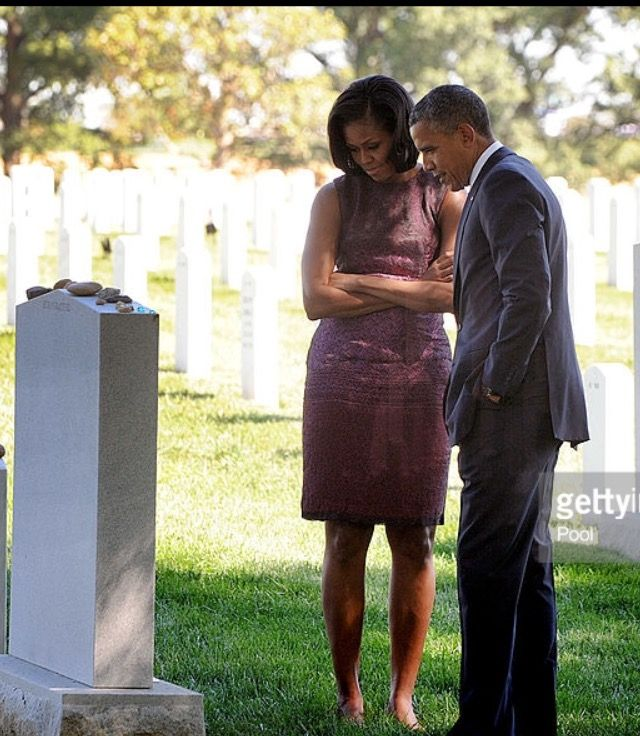 It's our duty, our eternal obligation, to be there for them too; to make sure our troops always have what they need to carry out the mission; to make sure we care for all those who have served; to make sure we honor all those whom we've lost. – President Obama #ObamaHistory #ObamaLibrary #ObamaLegacy Obama.org