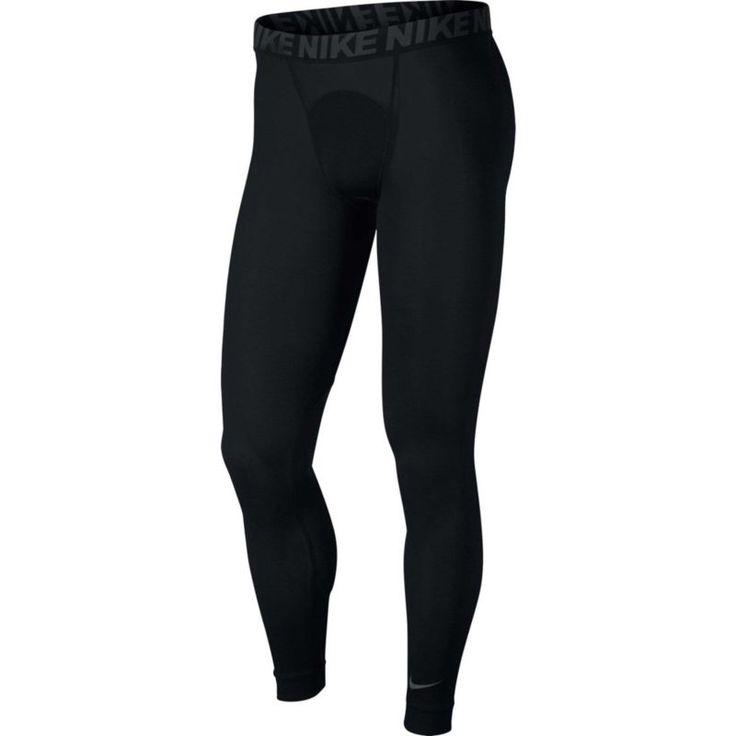 Nike Men's Pro Modern Tights, Size: Small, Black