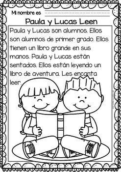 Algo en lo que me gusta trabajar y que fomento mucho en mis alumnos es la lectura, desde los primeros años en la vida escolar formal de los ...