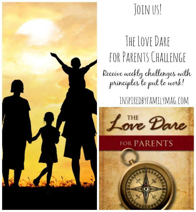 love dare for parents pdf