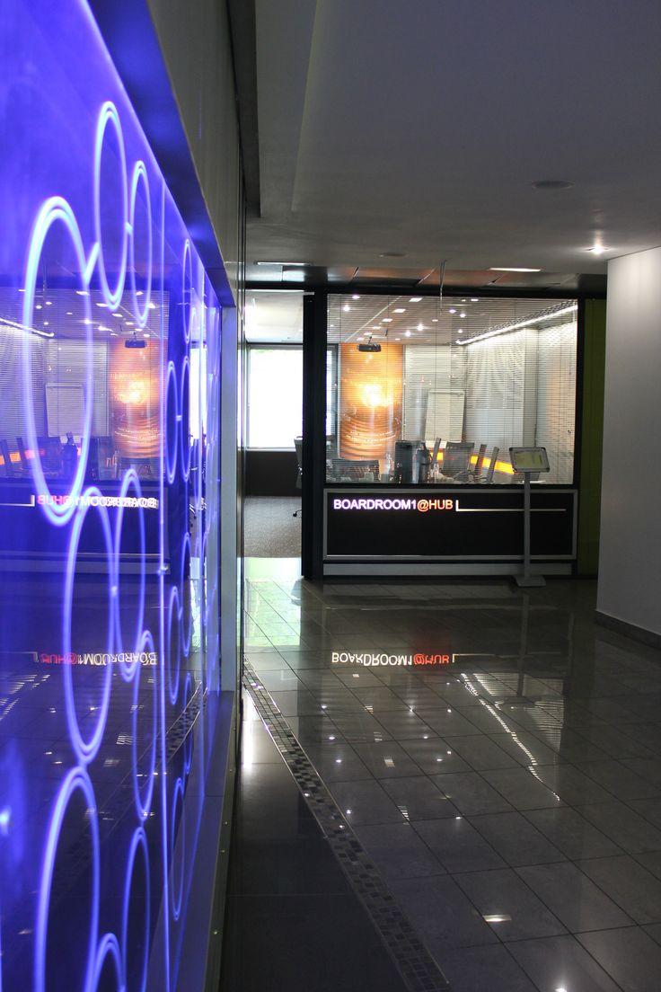 An Innovative Space: The Innovation Hub in Pretoria. www.theinnovationhub.com