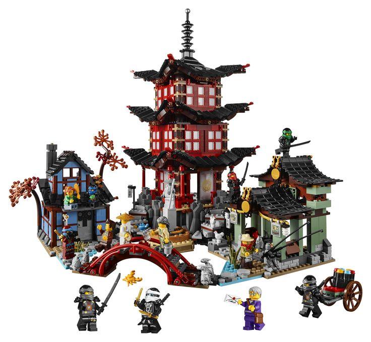 https://flic.kr/p/vL13jt | LEGO Ninjago Temple of Airjitzu (70751) | Read more here: www.thebrickfan.com/lego-ninjago-temple-of-airjitzu-70751...