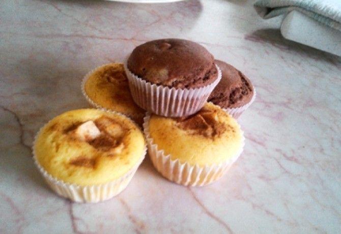 Gluténmentes muffin alaprecept rizslisztből