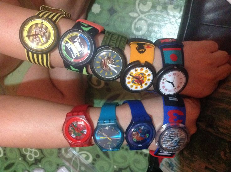 My swatch collection