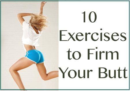 Firm Butt Exercises 76