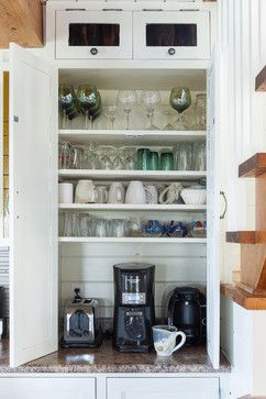 My Houzz: Rustic Summer Home in Heritage Community Trinity - beach style - kitchen - other metro - Becki Peckham