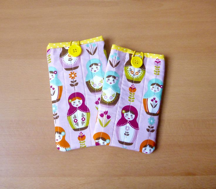 LovCraftShop - Russian doll phone covers
