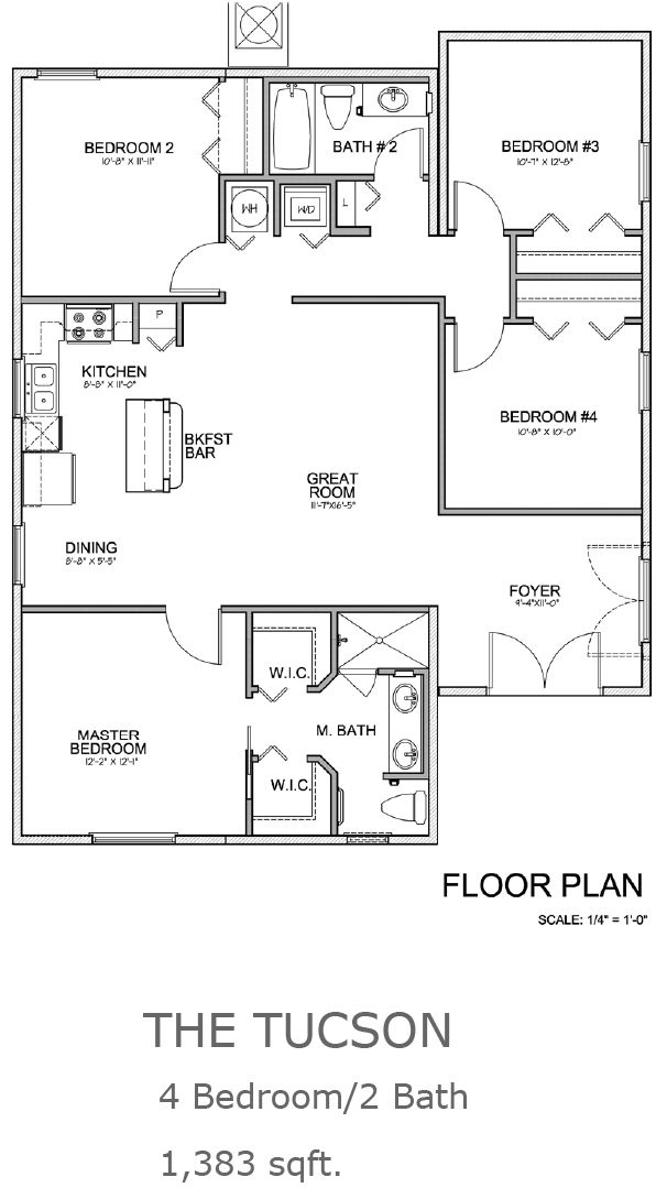 35 best house plans images on pinterest home ideas 4 for Top rated floor plans