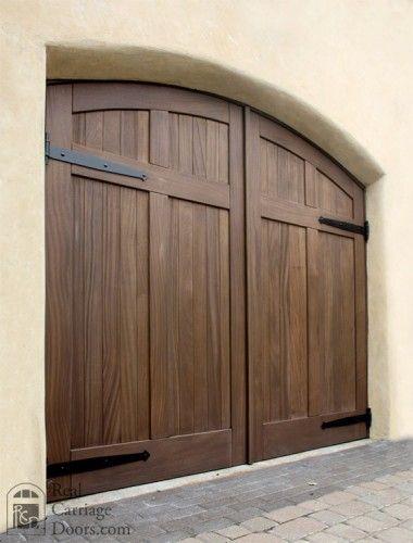 Garage door idea