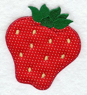 Strawberry (Heirloom Applique)