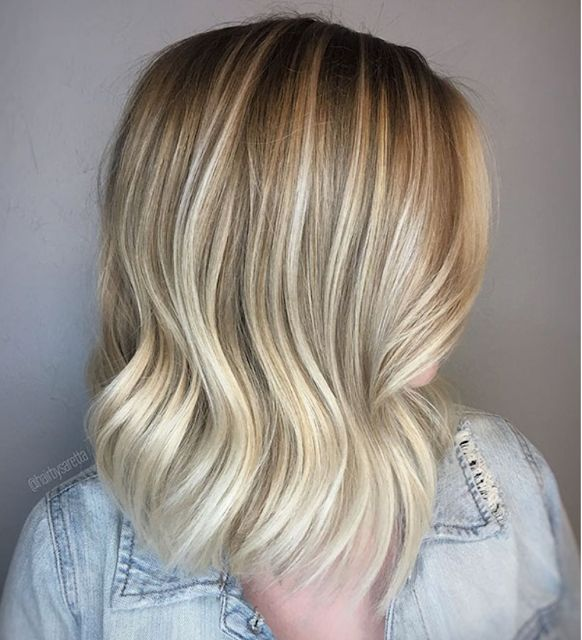 low maintenance ombre hair for short hair 2020 in 2020 ...