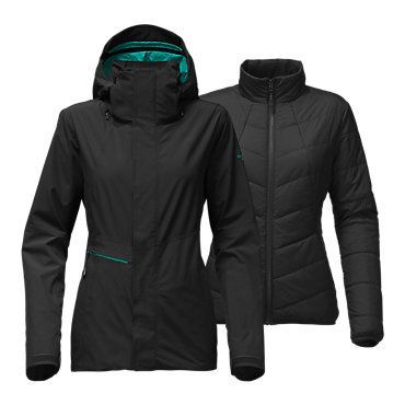 The North Face Women's Garner Triclimate 3-in-1 Ski Jacket
