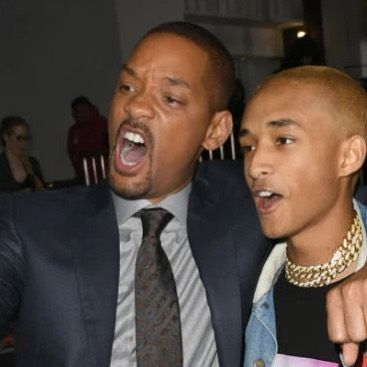 To celebrate #Jaden Smith's album achievement of reaching 100 million streams on #Spotify his father actor Will Smith recreated his 'Icon' video.  On Wednesday February 7 Will posted a video on Instagram showing him recreating Jaden's video. He re-enacted the shots and even wore the same outfit his son wore on the original music video.   Will can be seen dancing and lip syncing to the song. He was almost able to copy everything until the camera panned to his Dad slippers and his mouth…