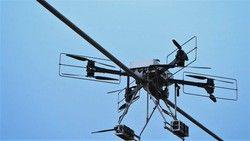 Hydro-Québec : vers un drone autonome pour l'inspection des lignes de transport d'énergie