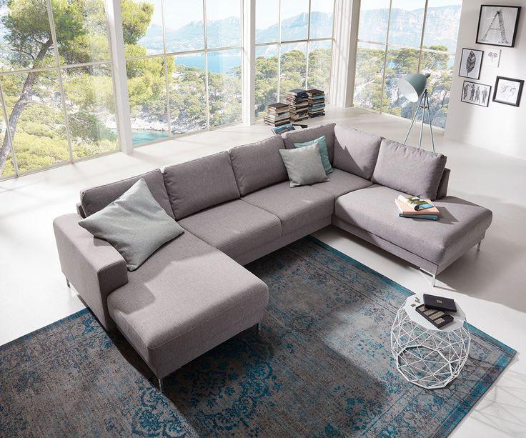 17 best ideas about sofa wohnlandschaft on pinterest wohnlandschaft g nstig wohnlandschaft. Black Bedroom Furniture Sets. Home Design Ideas